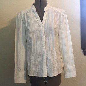 Women's White blouse by a.n.a